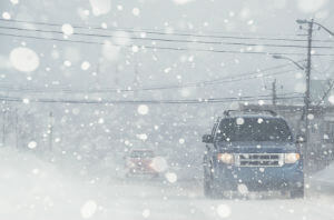 Lake Effect Car Accidents in South Bend, Indiana